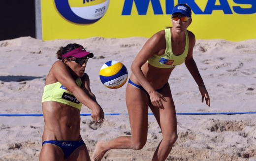 voley playa masters CEV