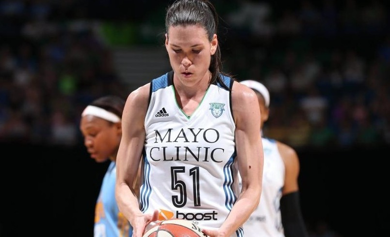 Anna Cruz decisiva en la final de la WNBA