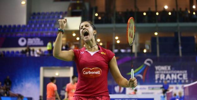 Carolina Marin Open de Francia