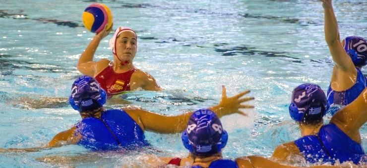 España en la World League de Waterpolo