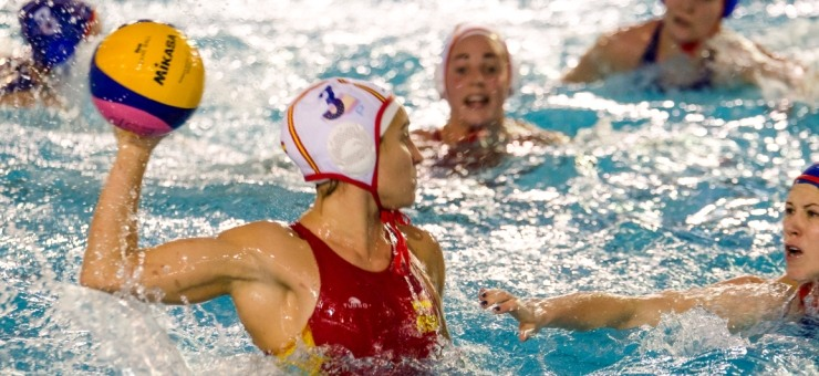 Holiday Cup Waterpolo femenino