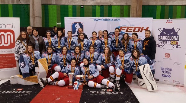 BARCELONA ICE BLUE CATS
