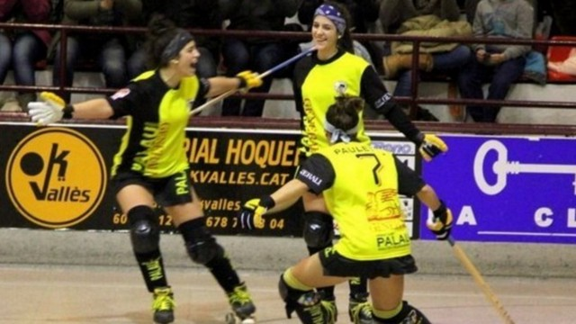 Final Four Hockey sobre Patines Femenino