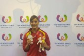 KARATE | Sandra Sánchez, plata en los World Games