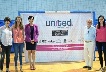 Tenerife, sede del primer torneo 'United by Women's Football'
