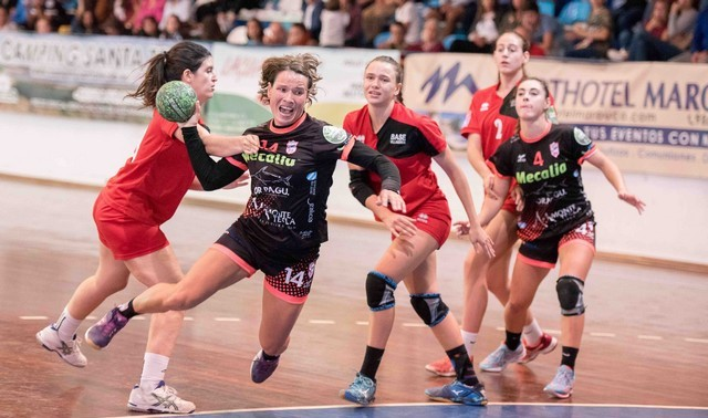 At. guardés debuta en la EHF Cup
