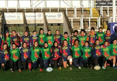 RUGBY XV | España se impone 7-54 a Barbarians Northumberland