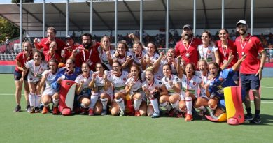 RedSticks, bronce europeo