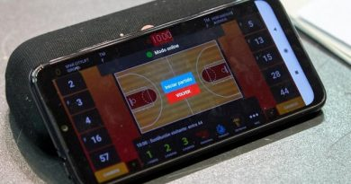 Acta digital baloncesto